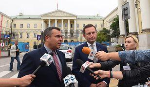 Sławomir Potapowicz i Paweł Rabiej założą w poniedziałek stowarzyszenie Nowoczesne Miasto