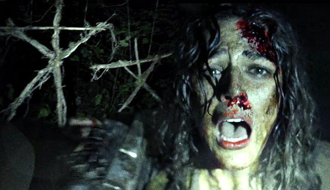 """""""Blair Witch"""": niepotrzebny powrót do lasu [RECENZJA DVD]"""
