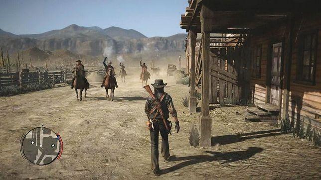 Red Dead Redemption 2 to jedna z najgłośniejszych gier 2018 roku