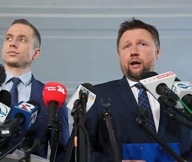Posłowie PO-KO składają doniesienie do prokuratury na Antoniego Macierewicza