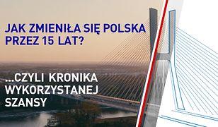 Szansa dobrze wykorzystana. 15 lat Polski w UE