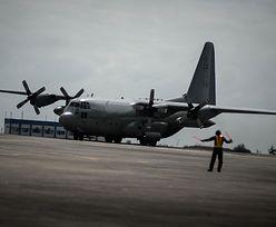 Samolot rozbił się podczas lądowania na Filipinach. Z płonącego wraku uratowano kilkadziesiąt osób