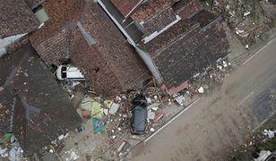 """Dramat w Indonezji. """"Takich katastrof nie można uniknąć"""""""