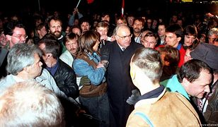 Dzień, w którym otworzył się mur berliński. Wspomnienia doradcy kanclerza Helmuta Kohla