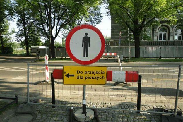 Oficer pieszy we Wrocławiu - to pierwsze takie stanowisko w Polsce