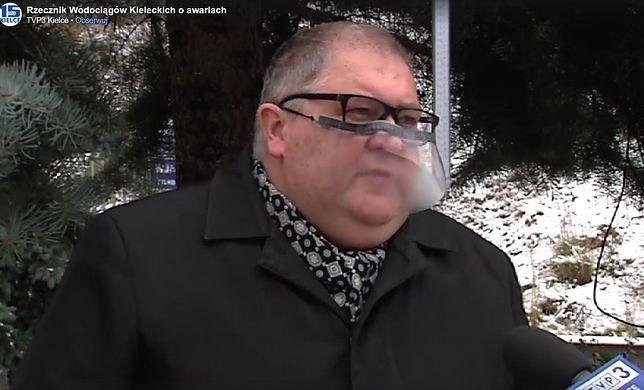 Kulisy powstania hit internetu z rzecznikiem wodociągów w Kielcach. Był to protest przeciwko TVP - mówi Ziemowit Nowak