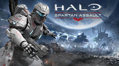 Halo: Spartan Assault - recenzja