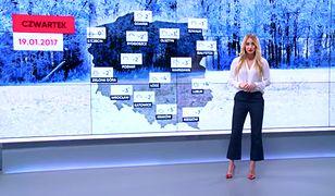 Prognoza pogody na 19 stycznia