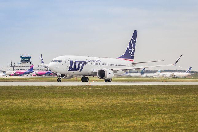 Śląskie. Samoloty PLL LOT polecą latem 2021 z Pyrzowic do Podgoricy oraz Tirany.