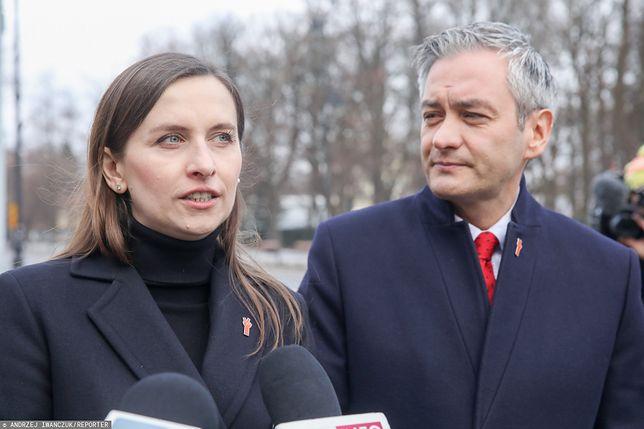 Sylwia Spurek odchodzi z Wiosny. Poszło pismo do Roberta Biedronia