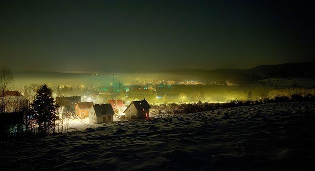 10 przerażających miejsc w Polsce