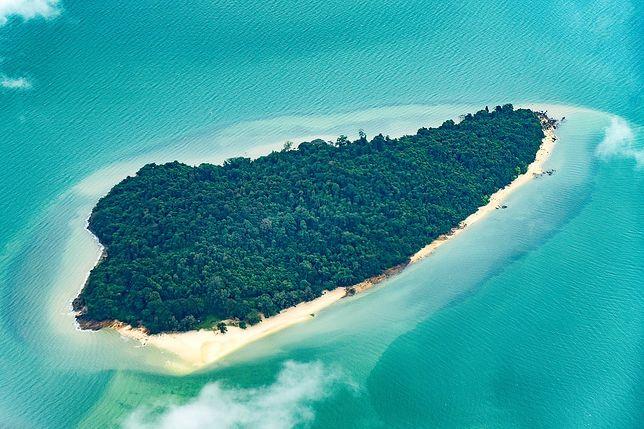 Wyspa w Tajlandii