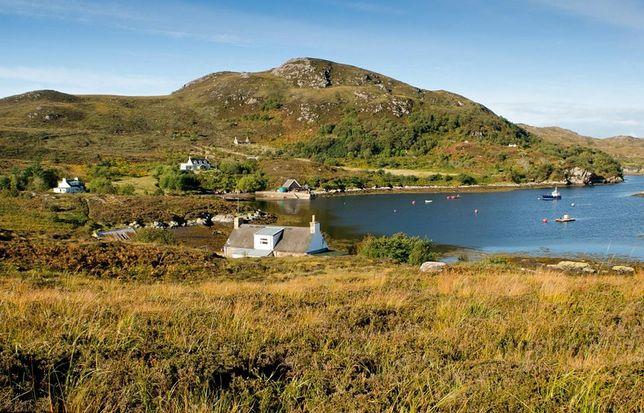 Szkocja – wyspa Tanera Mor czeka na nowego właściciela