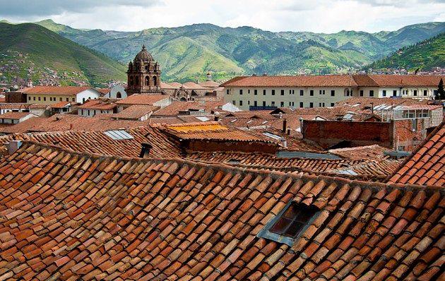 Cuzco, Peru - Ameryka Południowa