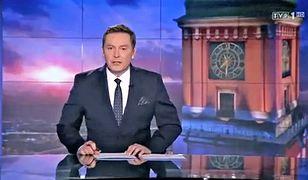 Prezenter TVP Michał Adamczyk
