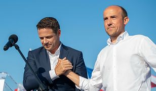 Borys Budka i Rafał Trzaskowski mają największe szanse na zostanie liderami opozycji. Większość Polaków uważa, że obecnie nikt nie funkcjonuje w tej roli