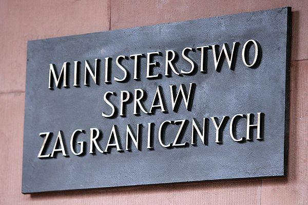 MSZ (Ministerstwo Spraw Zagranicznych)