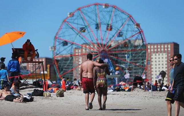 Wonder Wheel na Coney Island