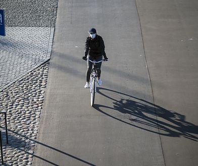 Warszawa. Przerwana trasa rowerowa zŻoliborza naUrsynów