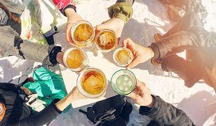 Pijani narciarze to problem nie tylko na polskich, ale i alpejskich stokach