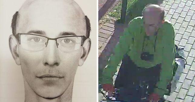 Zduńska Wola. Policja szuka mężczyzny, który wykorzystał dziewczynkę