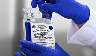 Koronawirus. Słowacja ma problem ze szczepionką Sputnik V
