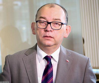 Przemysław Radzik wszczął postępowanie dyscyplinarne wobec sędziego Jarosława O.
