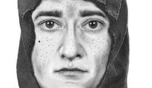 Portret poszukiwanego mężczyzny