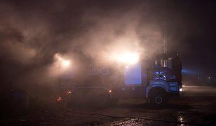 Kielce. Wybuch gazu zniszczył dom prawie całkowicie