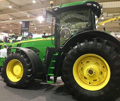 Lubelskie: Brawurowy pościg za traktorem zakończony sukcesem. Nietrzeźwy rolnik zatrzymany