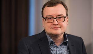 Wojciech Majcherek od 15 lat pracował w TVP Kultura
