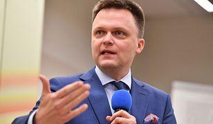"""Wybory prezydenckie 2020. Szymon Hołownia: mam alergię na słowo """"partia"""""""