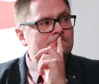 Tomasz Terlikowski skomentował sprawę nieudzielenia komunii Szymonowi Hołowni