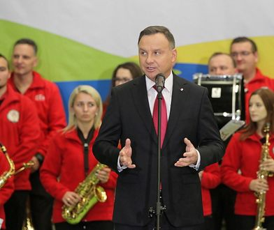 Prezydent Andrzej Duda: stary układ trzyma się mocno