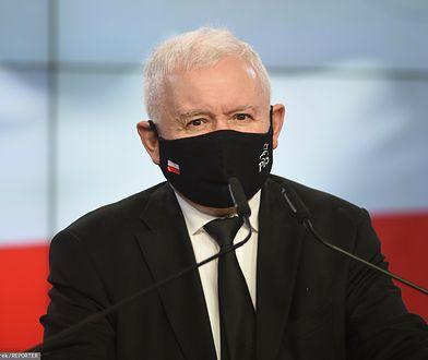 Jarosław Kaczyński kibicem? Ryszard Czarnecki uchyla rąbka tajemnicy