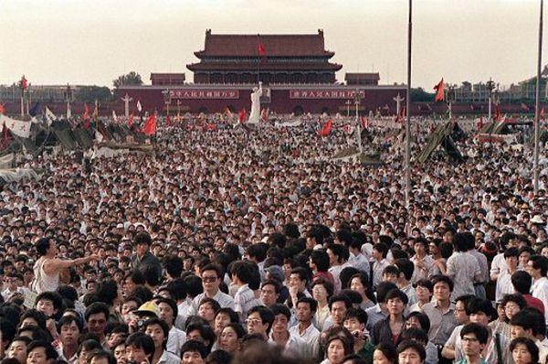 Tajwan wzywa Chiny do reform w 25. rocznicę Tiananmen