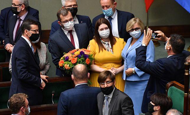Sejm odrzucił wniosek o wotum nieufności wobec ministra rolnictwa Grzegorza Pudy / PAP