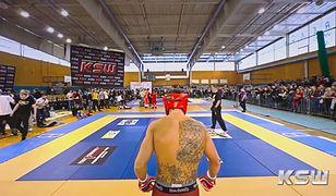 Amatorski Puchar KSW na Bemowie [OSTRE wideo]