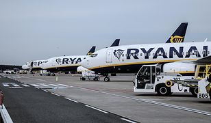 Francja. Samolot Ryanair odleciał bez kilkudziesięciu pasażerów