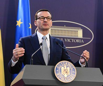 Mateusz Morawiecki w Bukareszcie. Premier o istotnej współpracy w budowaniu wschodniej flanki NATO