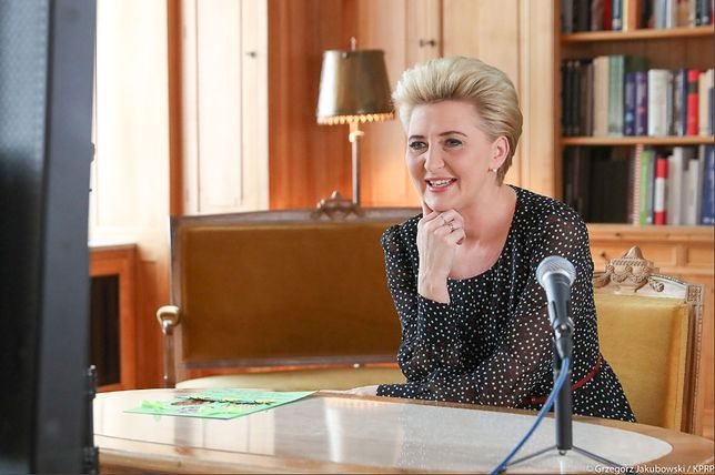 Agata Kornhauser-Duda otrzyma pensję? Do Sejmu wpłynęła petycja w tej sprawie (zdjęcie ilustracyjne)