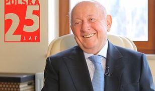 Wypędził Haagen-Dazs z Polski, sprzedaje już nawet do Chin