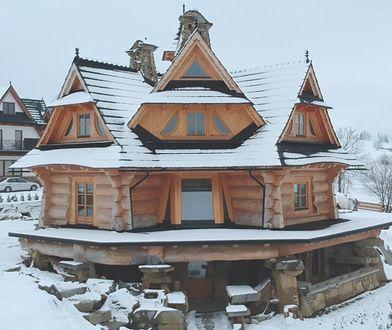 Tak mieszka Kamil Stoch. Jego dom w górach wygląda jak z bajki