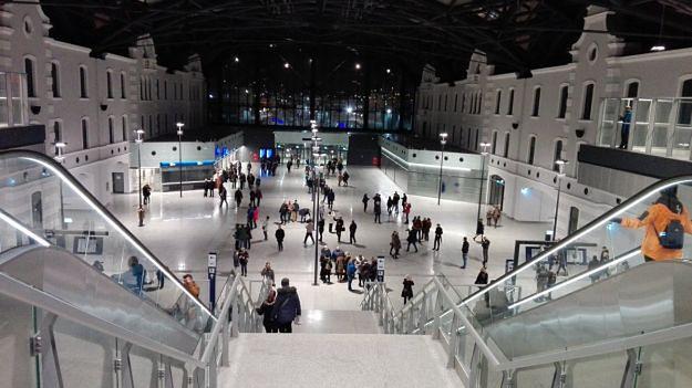 Dworzec Łódź Fabryczna otwarty. To największa inwestycja w Polsce