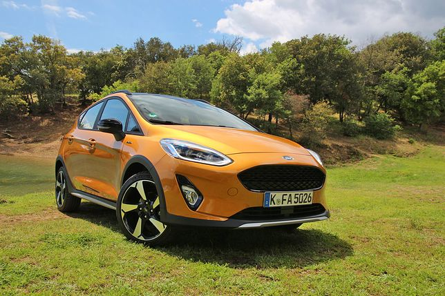 Ford Fiesta Active to tańsza alternatywa dla SUV-a.