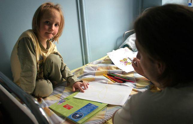 Rodzice będą mogli spędzać czas z chorymi dziećmi za darmo
