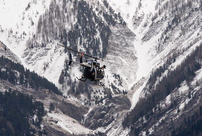 Lawina zeszła w Alpach. Troje narciarzy nie żyje