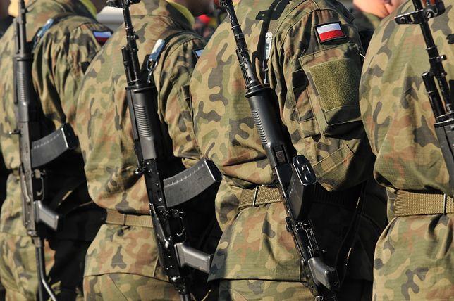 20-latka oskarżali śledczy z Wydziału do Spraw Wojskowych