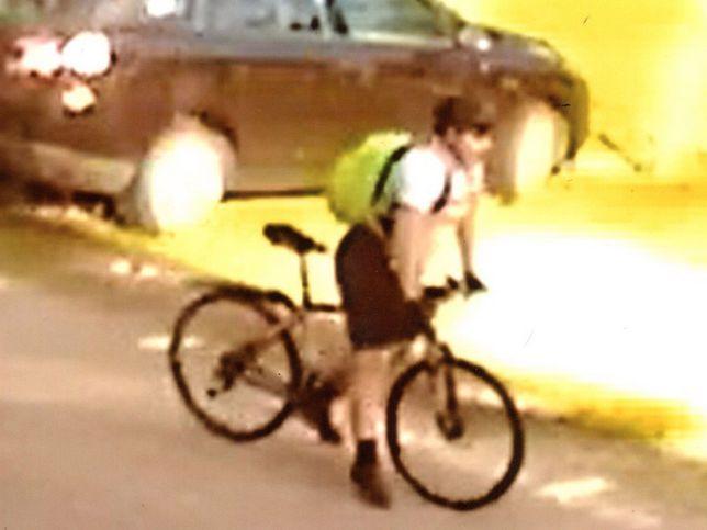 Poznań: bandyta na rowerze napadł na dwie osoby