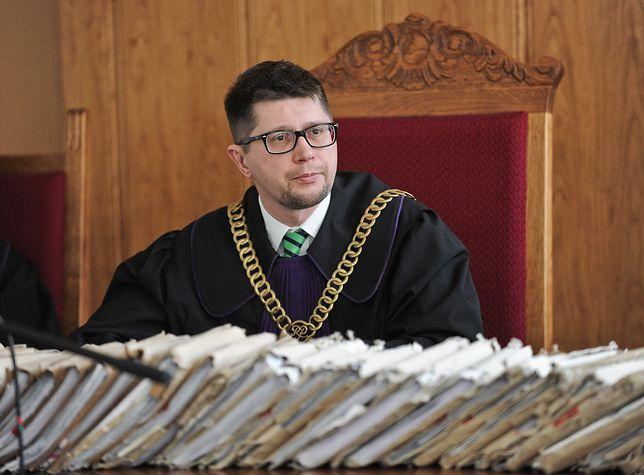 Sędzia Wojciech Łączewski oskarżany o ujawnienie danych agentów CBA pracujących pod przykrywką